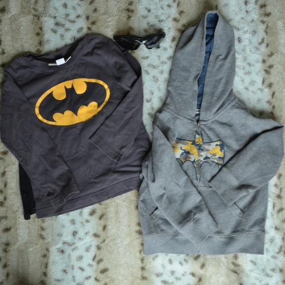 GAP Other - baby Gap 3T Toddler Boy Batman Top Bundle